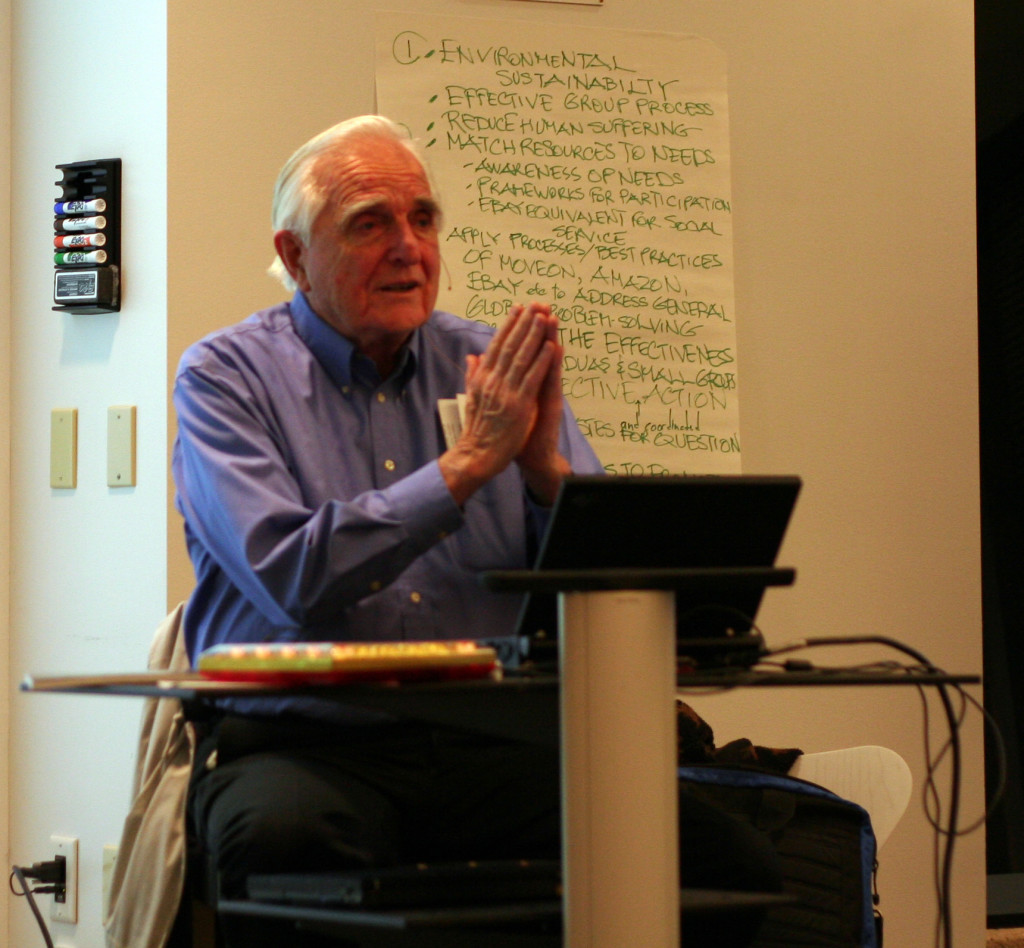 Dough Engelbart Picture by Neill Kennedy