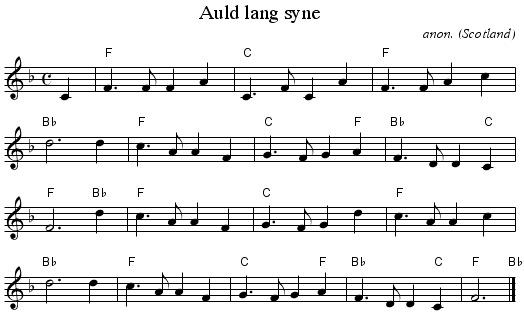 auld-lang-syne f-major 1b